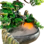 FireFountain - Indoor Oasis For Your Home