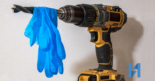 Application determines what disposable gloves to choose