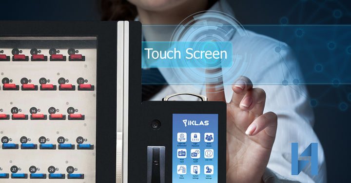 Key Management Systems, now with more features at your fingertips.