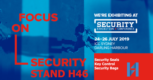 See our new range of Key Management Systems at Australia's largest security event.