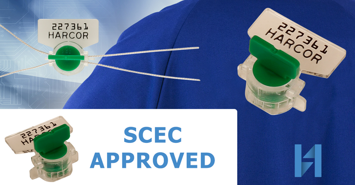Tool Less Roto Security Seal has obtained up-to-date SCEC Approval.