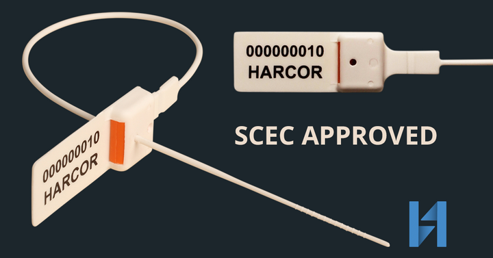 New SCEC approved security seal now available!