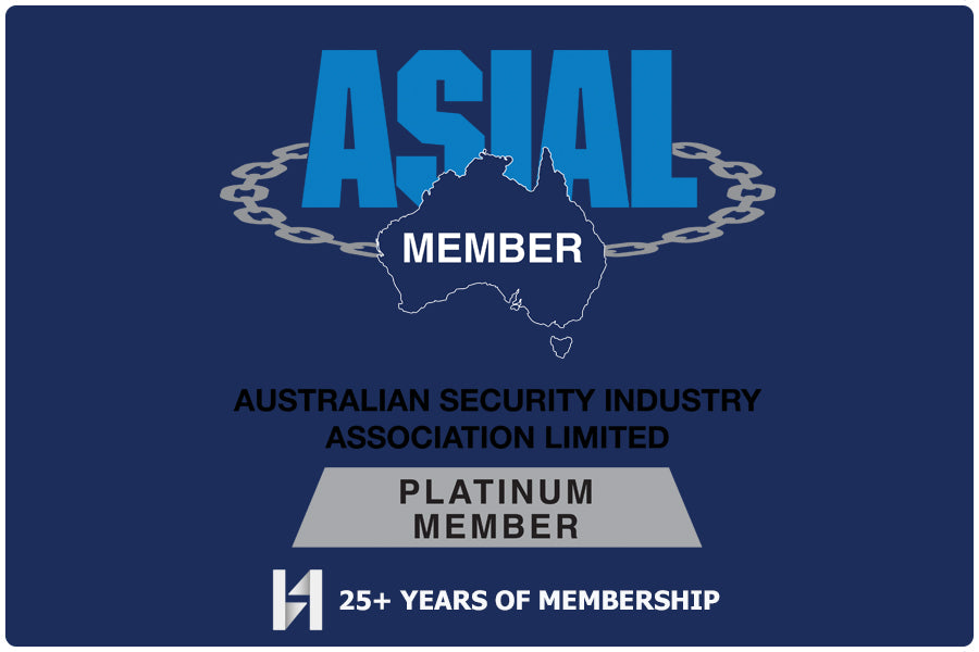 Security Seal Membership 18