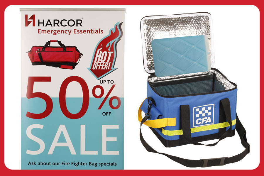 Fire Fighter Bag Sale 3