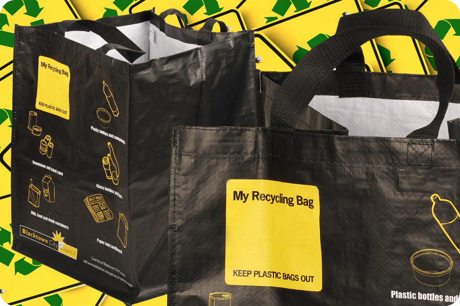 Woven Polypro Bags