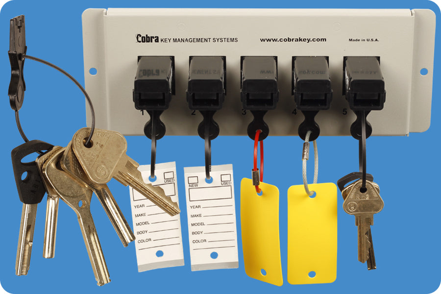Key Management System - New