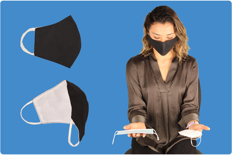 Why choose a reusable face mask - news