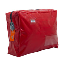 Load image into Gallery viewer, Utility Cash Bag (Harclip Seal compatible) Red