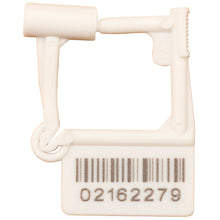Load image into Gallery viewer, HS1 Security Seal White - Serial Numbered - (1000 Unit Pack) Online Special