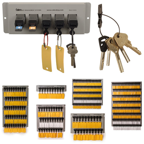Cobra Key Management Mechanical Wallboards