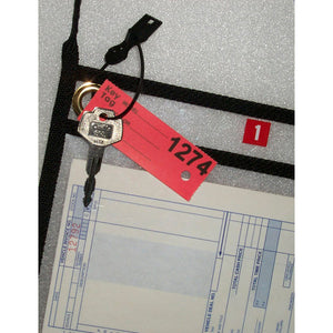 Key and job ticket control system (The Station)