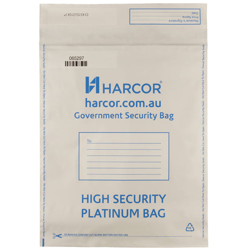 A4 Platinum Government Bag