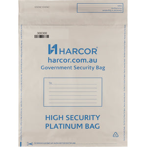 A3 Platinum Government Bag