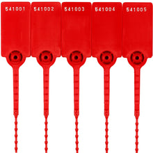 Load image into Gallery viewer, Harcor Pulltight 2 - Red  - Stock Numbered (1000 Unit Carton)