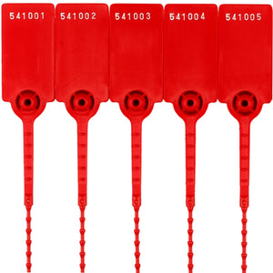 Harcor Pulltight 2 - Red  - Stock Numbered (1000 Unit Carton)