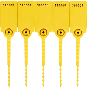 Harcor Pulltight 2 - Yellow  - Stock Numbered (1000 Unit Carton)