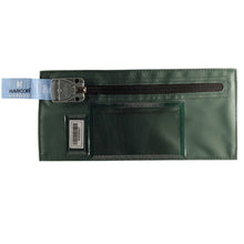 Load image into Gallery viewer, Note Bag (Harclip Seal compatible) Green