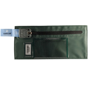 Note Bag (Harclip Seal compatible) Green