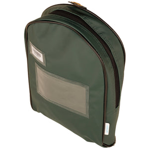 Top Open Cash Bag (Themis Seal compatible) Green - New Product