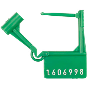 Green - Serial Numbered (1000 Unit Box)