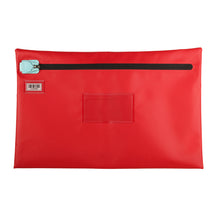 Load image into Gallery viewer, A4 Document Bag (Themis Seal compatible) Red - New Product