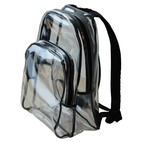 Clear PVC Backpack