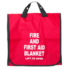 Load image into Gallery viewer, Fire Blanket Bag