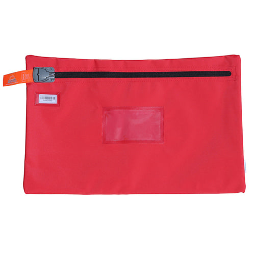 A4 Document Bag (Harclip Seal compatible) Red