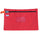 ProductVariantDrop A4 Document Bag Red / Harclip Seal compatible