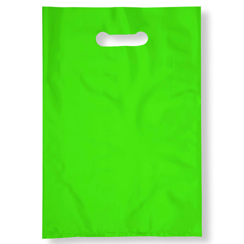 LDPE or HDPE Bags