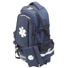 Load image into Gallery viewer, Medical Backpack Blue