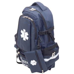 Medical Backpack Blue
