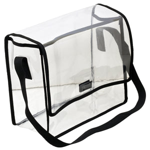 Personal Effects Storage Bag - Clear