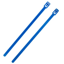 Load image into Gallery viewer, Resealable Cable Tie - Blue (1000 Units)