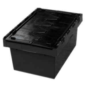 Recycled Base Security Crate 68 Litre - Black