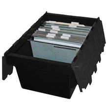 Load image into Gallery viewer, Recycled Base Security Crate 68 Litre