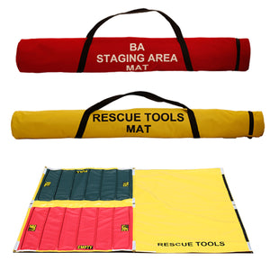 Single pack - SCBA Staging Area Mat