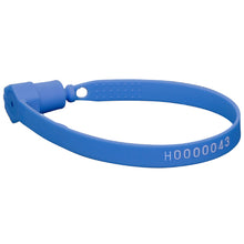 Load image into Gallery viewer, Eco Fixed Length Ring Seal - Serial Numbered - Blue (1000 Unit Carton)