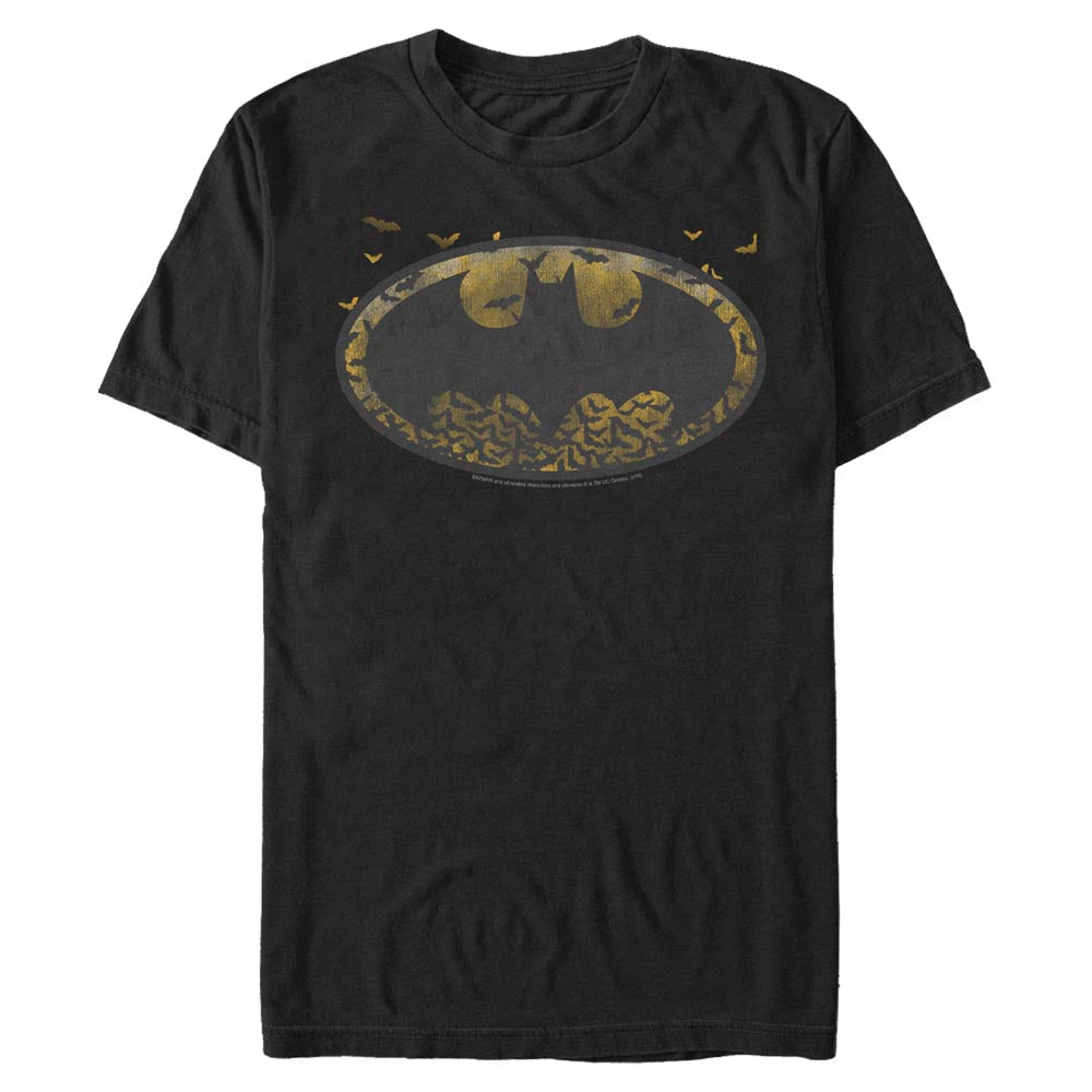 BATMAN Bats Bat-Symbol T-Shirt