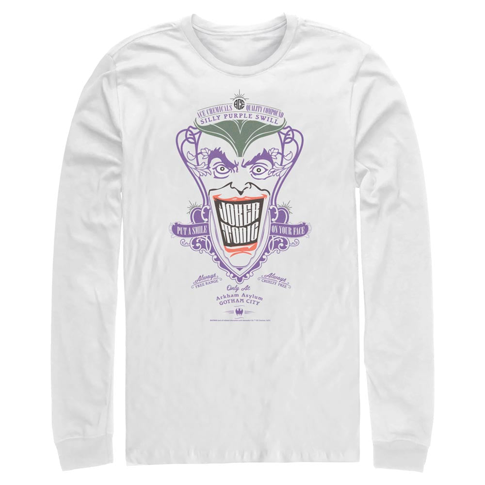DC FATHER'S DAY The Joker Long Sleeve Tee