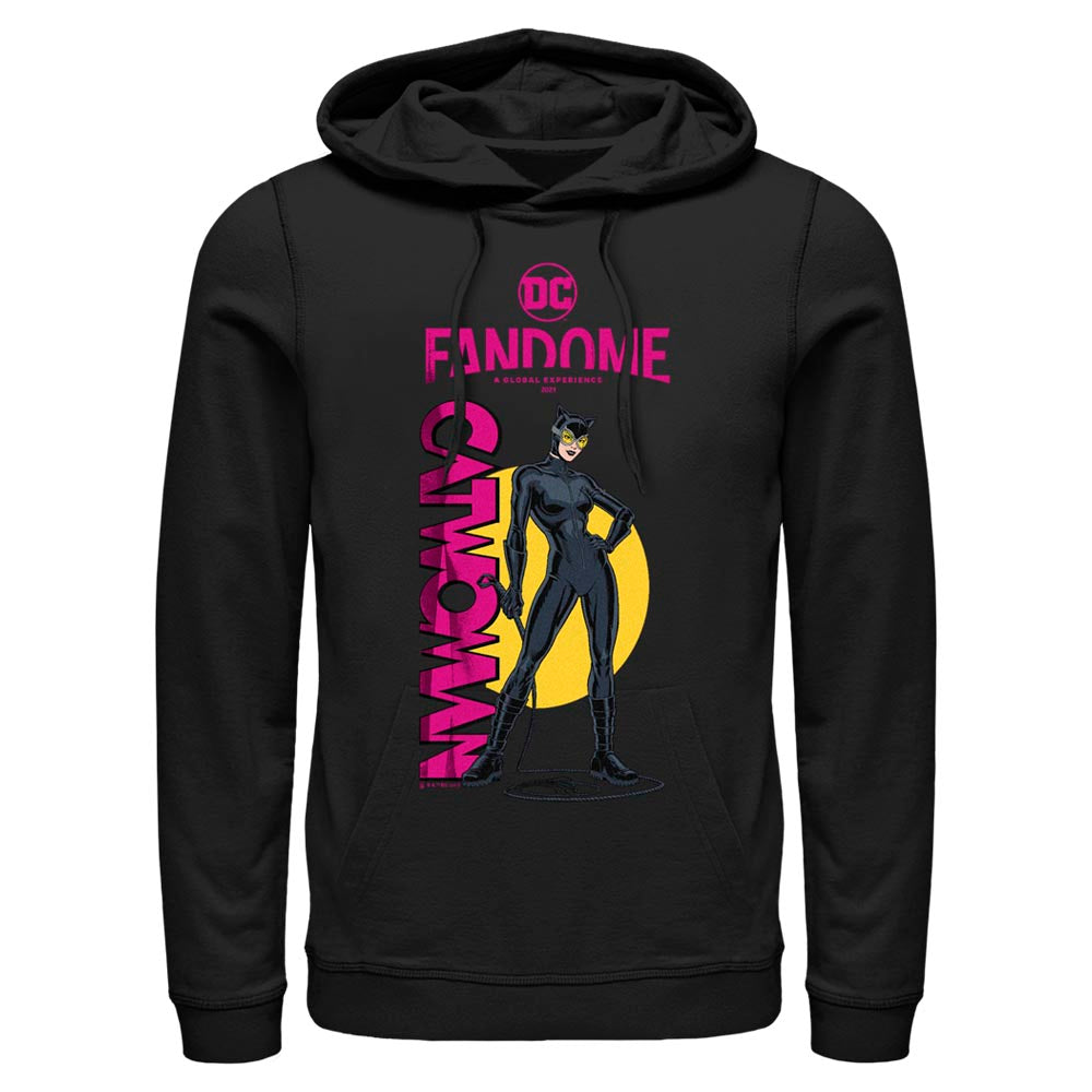 DC FANDOME - CATWOMAN Character Hoodie