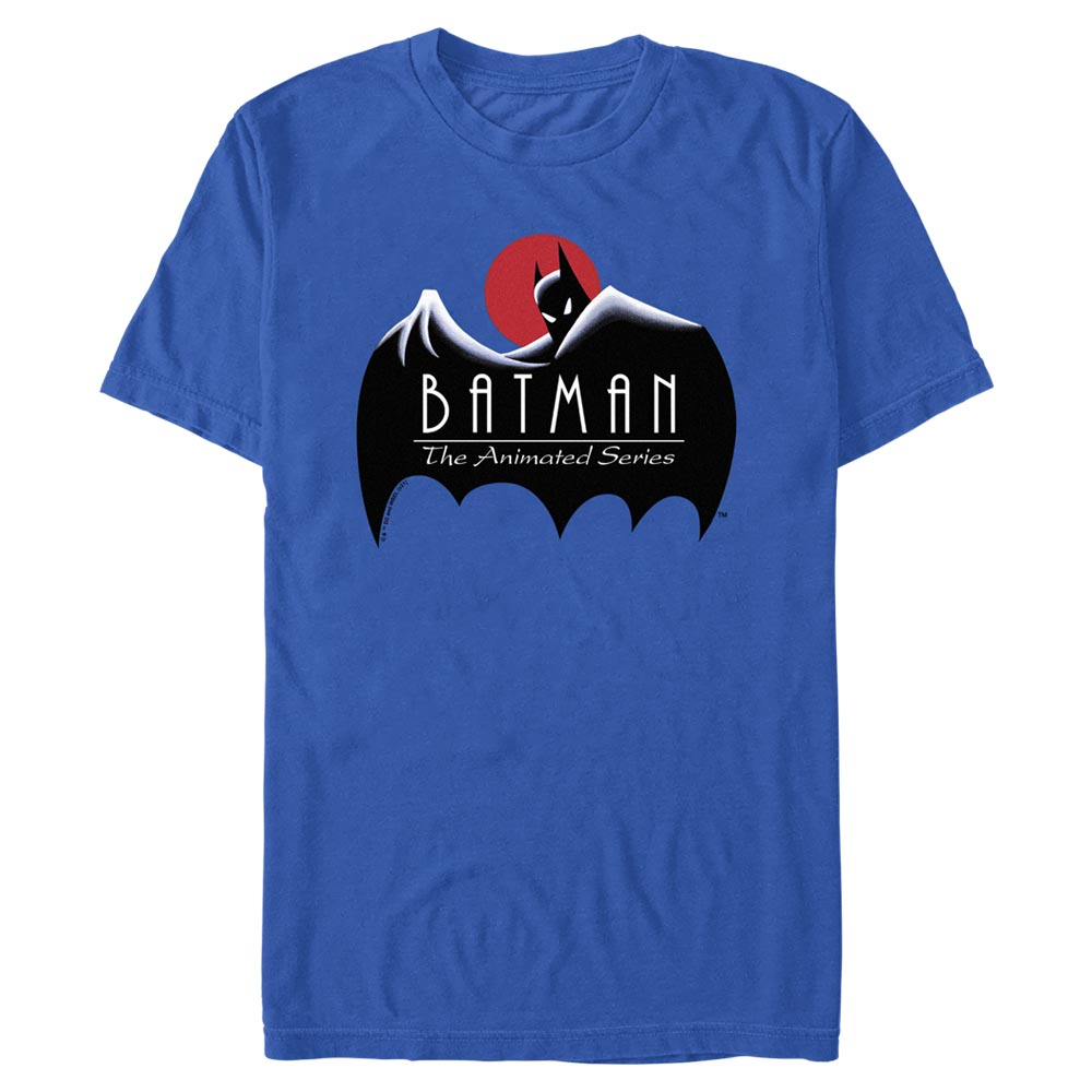 BATMAN: THE ANIMATED SERIES Logo T-shirt (Limited Edition)