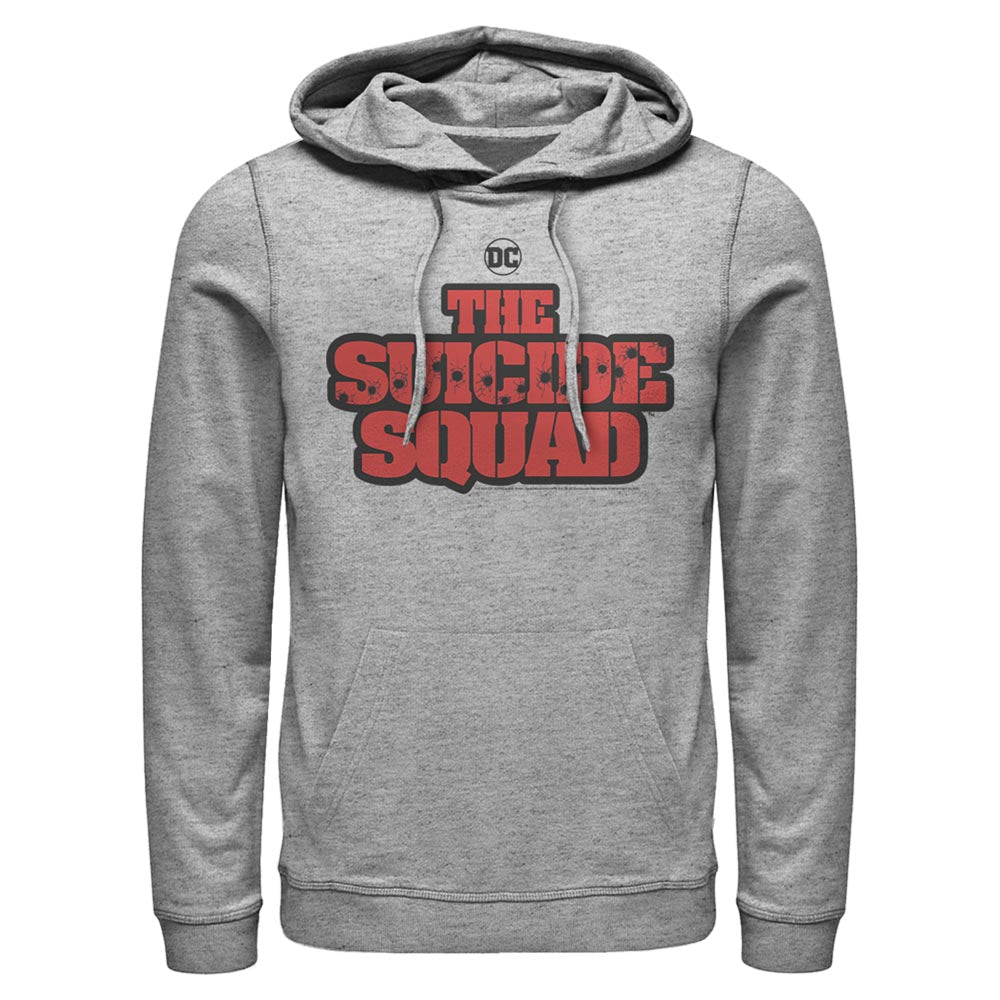 THE SUICIDE SQUAD Movie Logo Hoodie