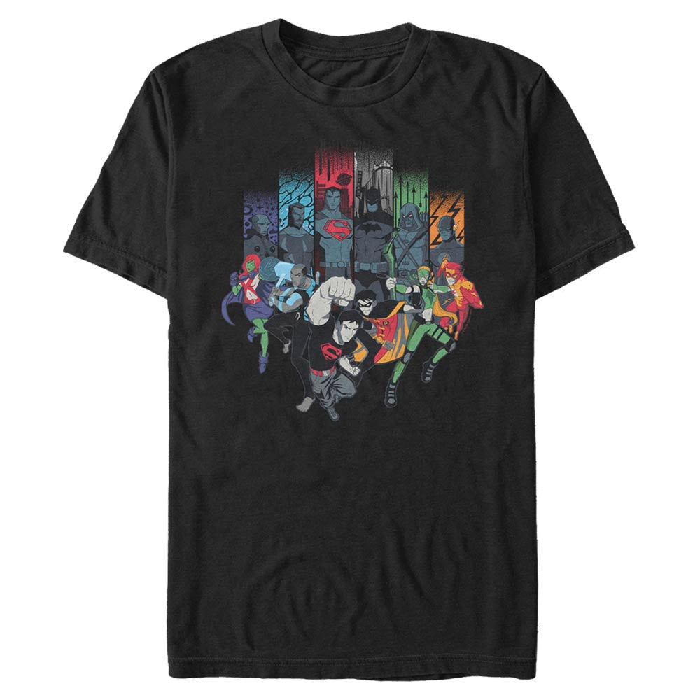 YOUNG JUSTICE Team T-Shirt