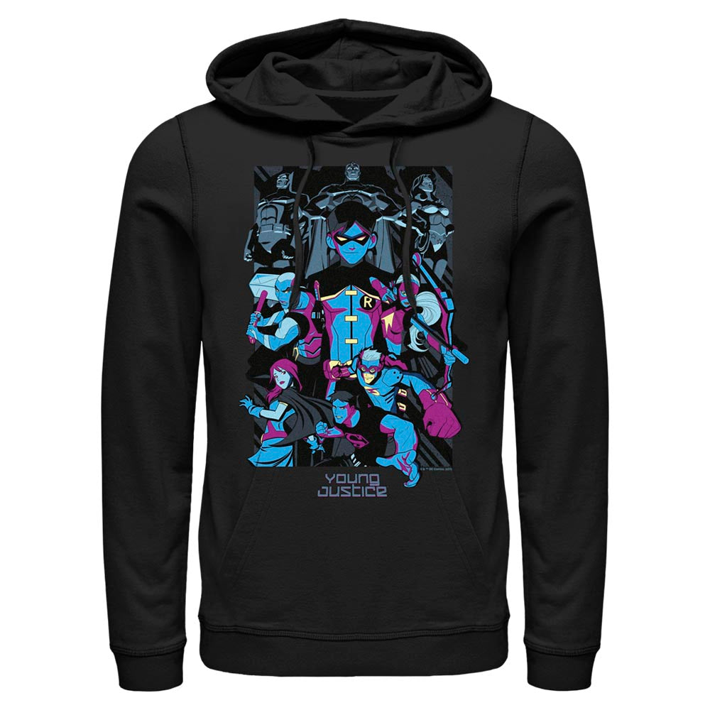 YOUNG JUSTICE Team Hoodie