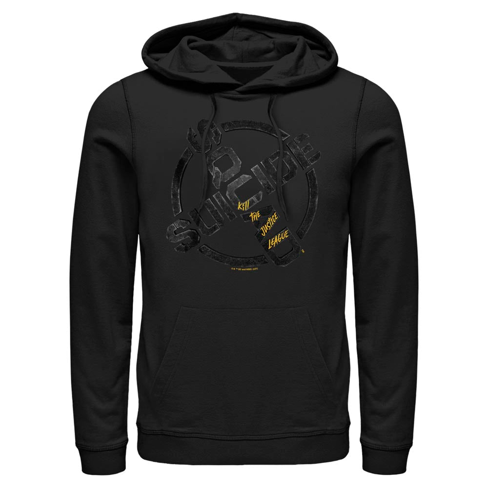 SUICIDE SQUAD: KILL THE JUSTICE LEAGUE Logo Hoodie