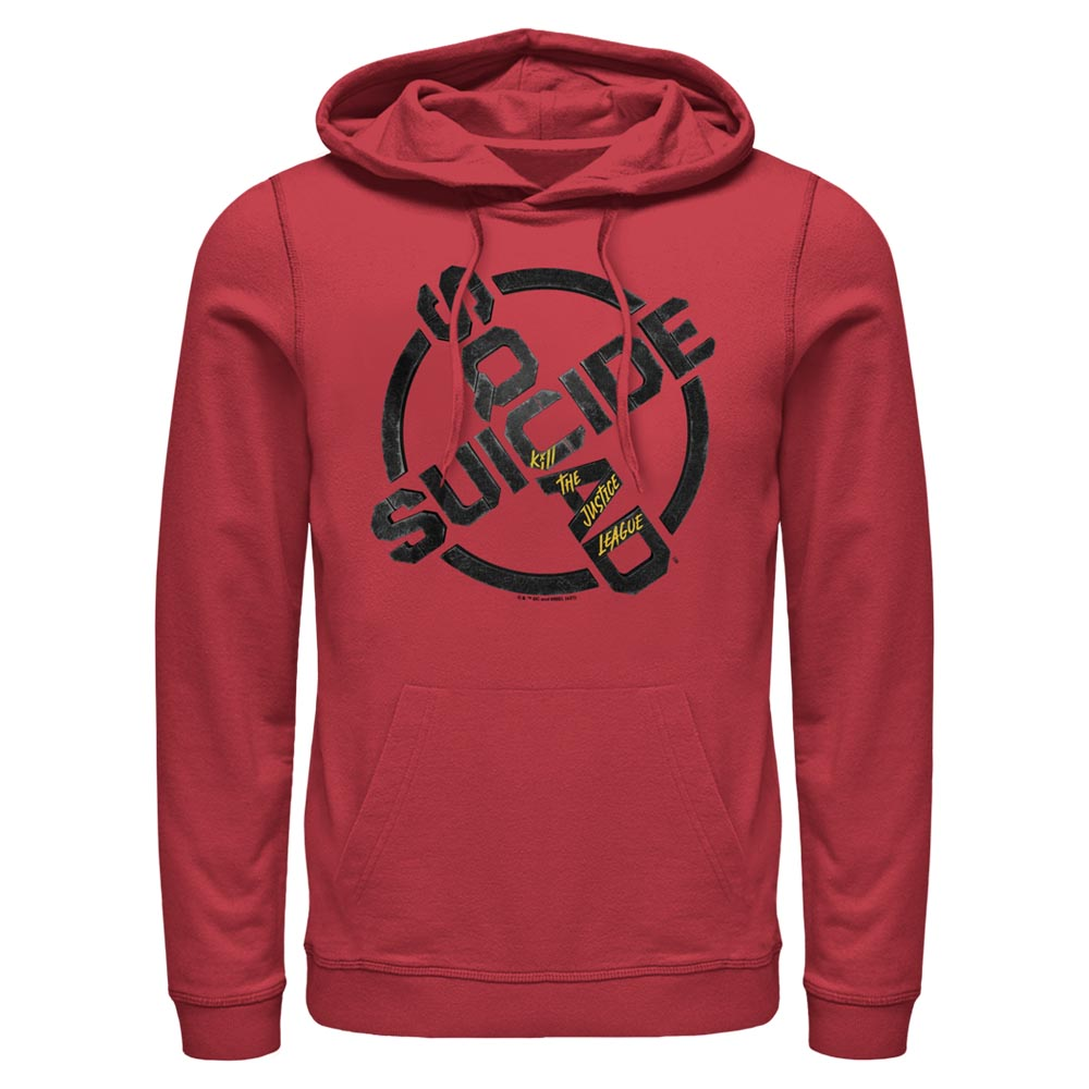 SUICIDE SQUAD: KILL THE JUSTICE LEAGUE Logo Hoodie (Limited Edition)