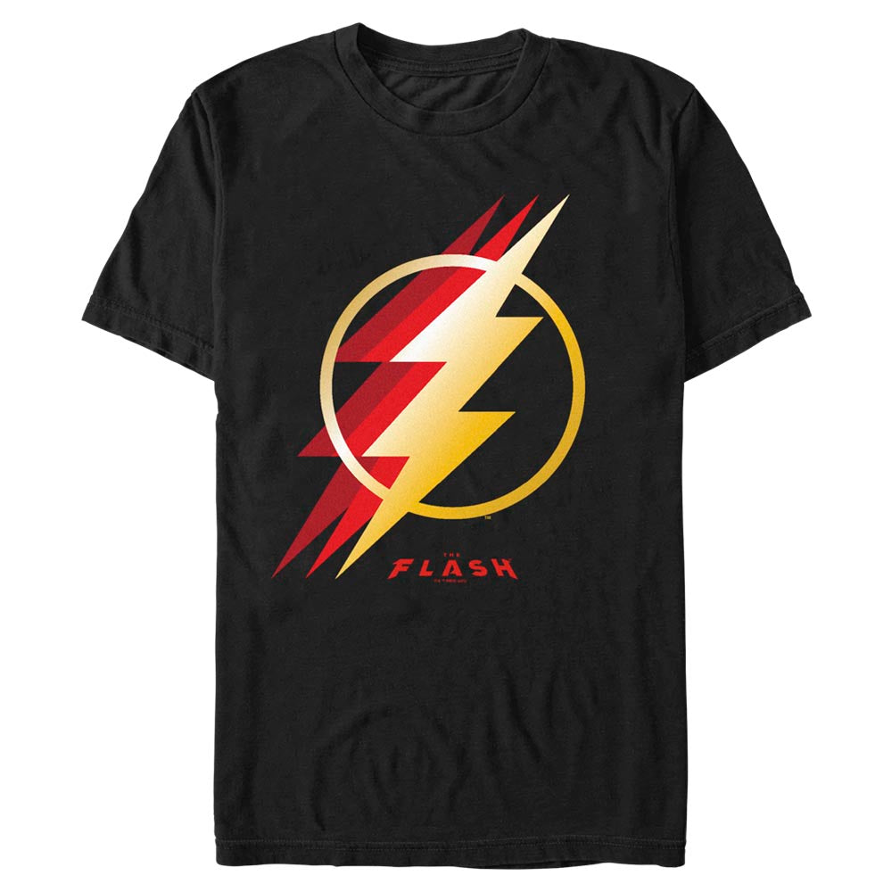 THE FLASH Movie Gradient Logo T-shirt (Limited Edition)