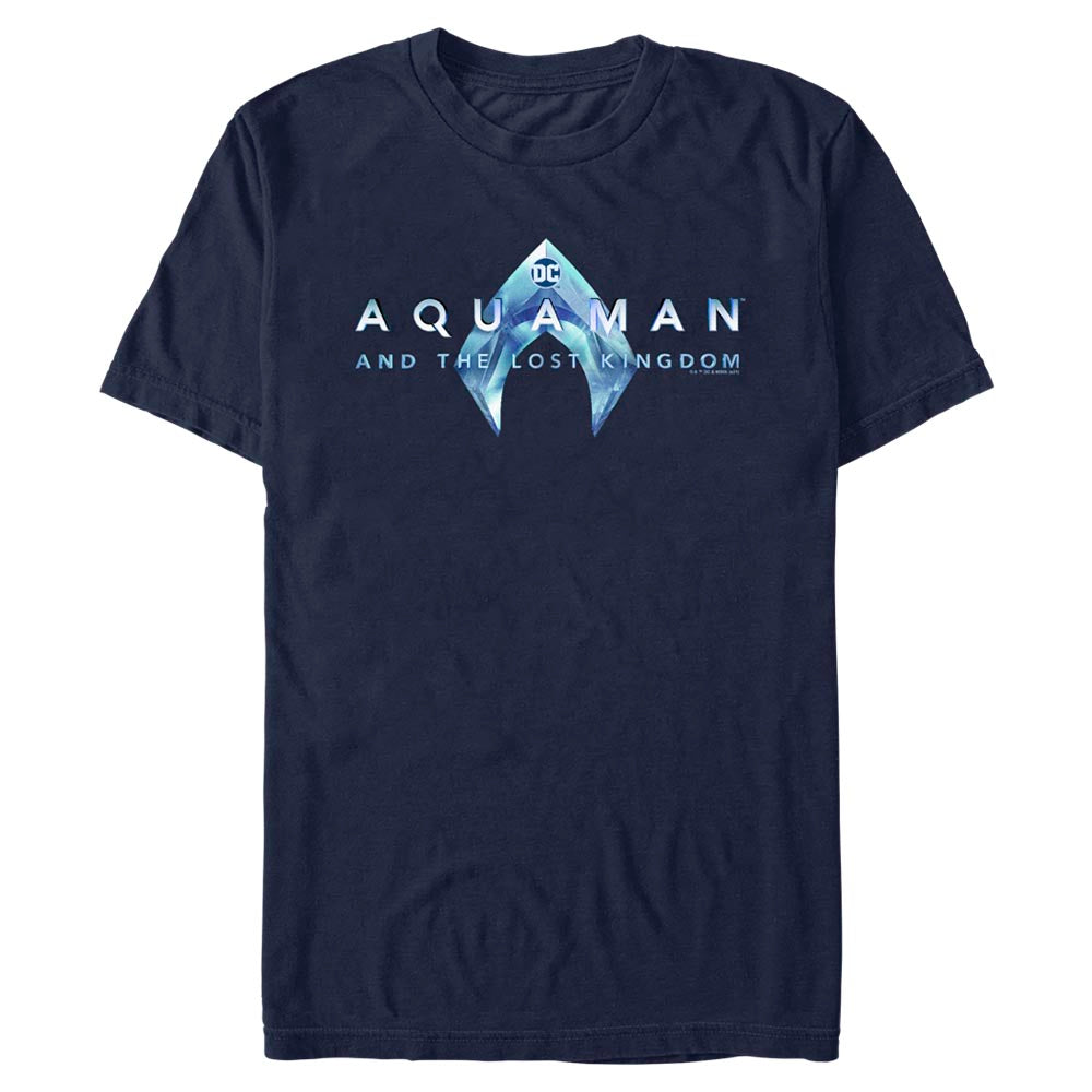 AQUAMAN and the LOST KINGDOM Logo T-shirt (Limited Edition)