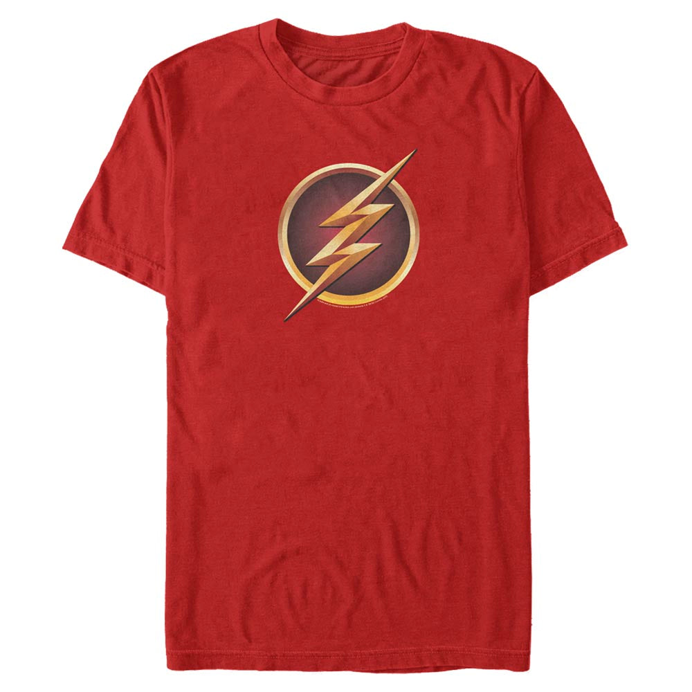 THE FLASH TV Series Logo T-Shirt